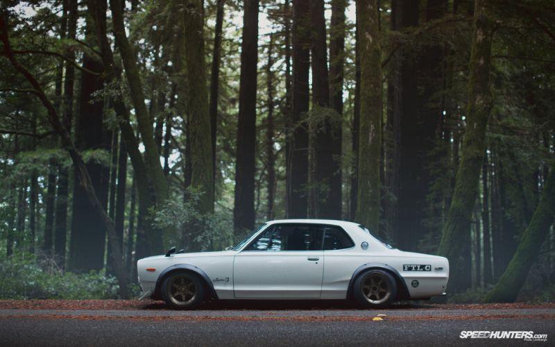 Nissan skyline wallpaper