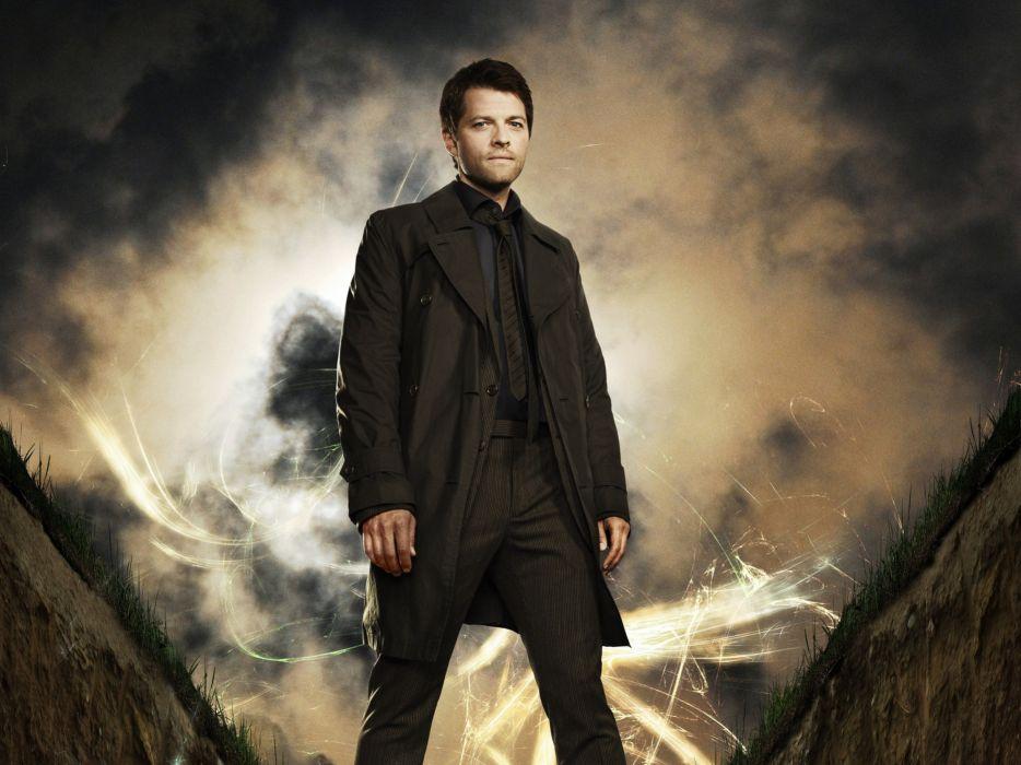 Angels supernatural men god people celebrity castiel actors male tv series misha collins wallpaper