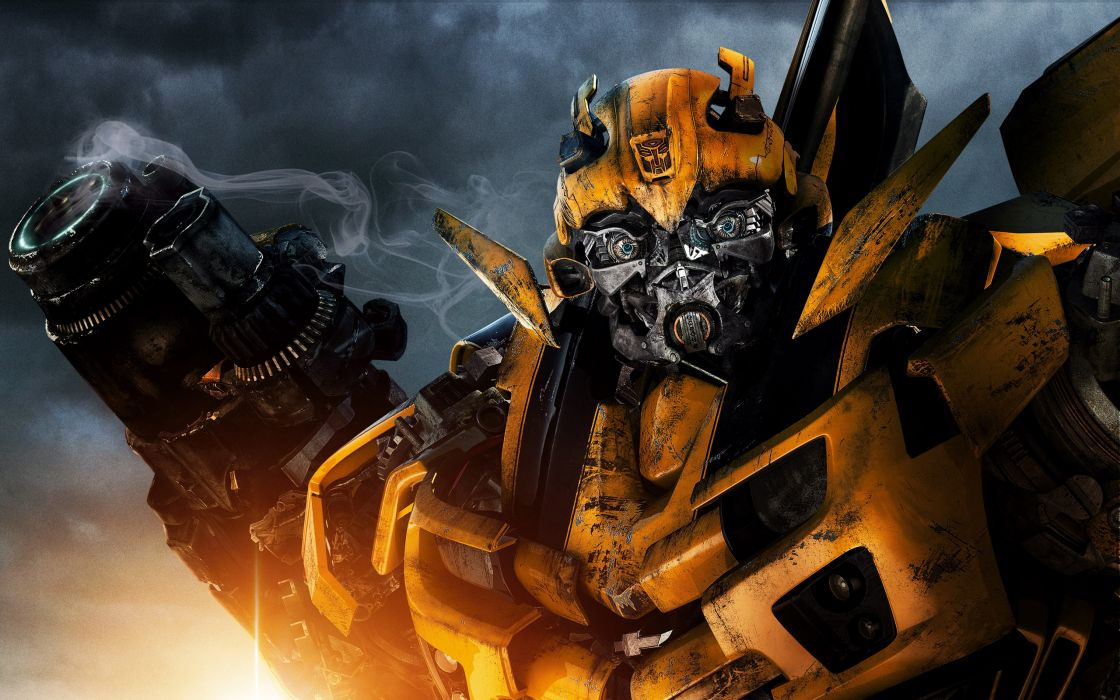 Transformers movies bumblebee wallpaper