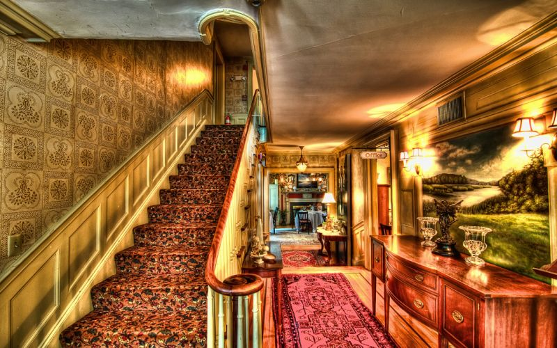 Indoors english hdr photography wallpaper