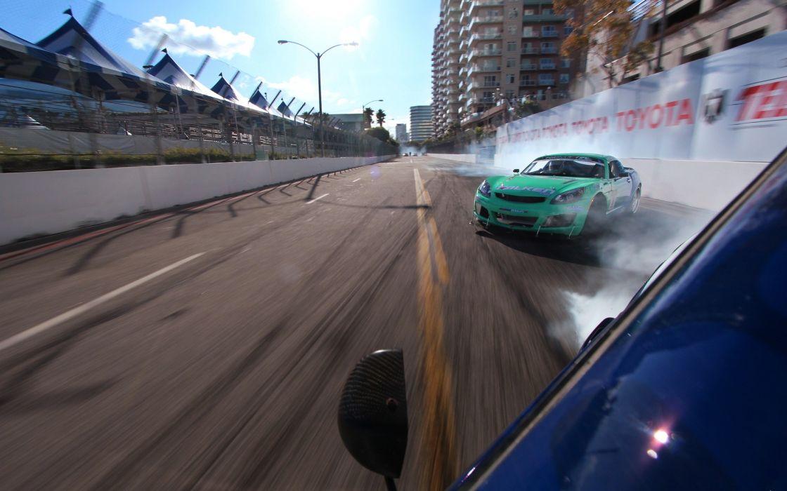 Cars race wallpaper