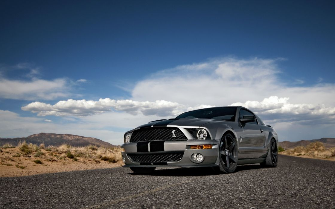 Cars roads ford mustang shelby gt500 wallpaper
