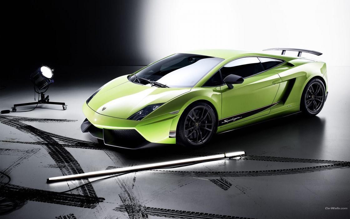 Cars lamborghini lamborghini gallardo green cars wallpaper