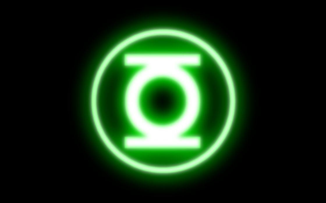 Green lantern dc comics wallpaper