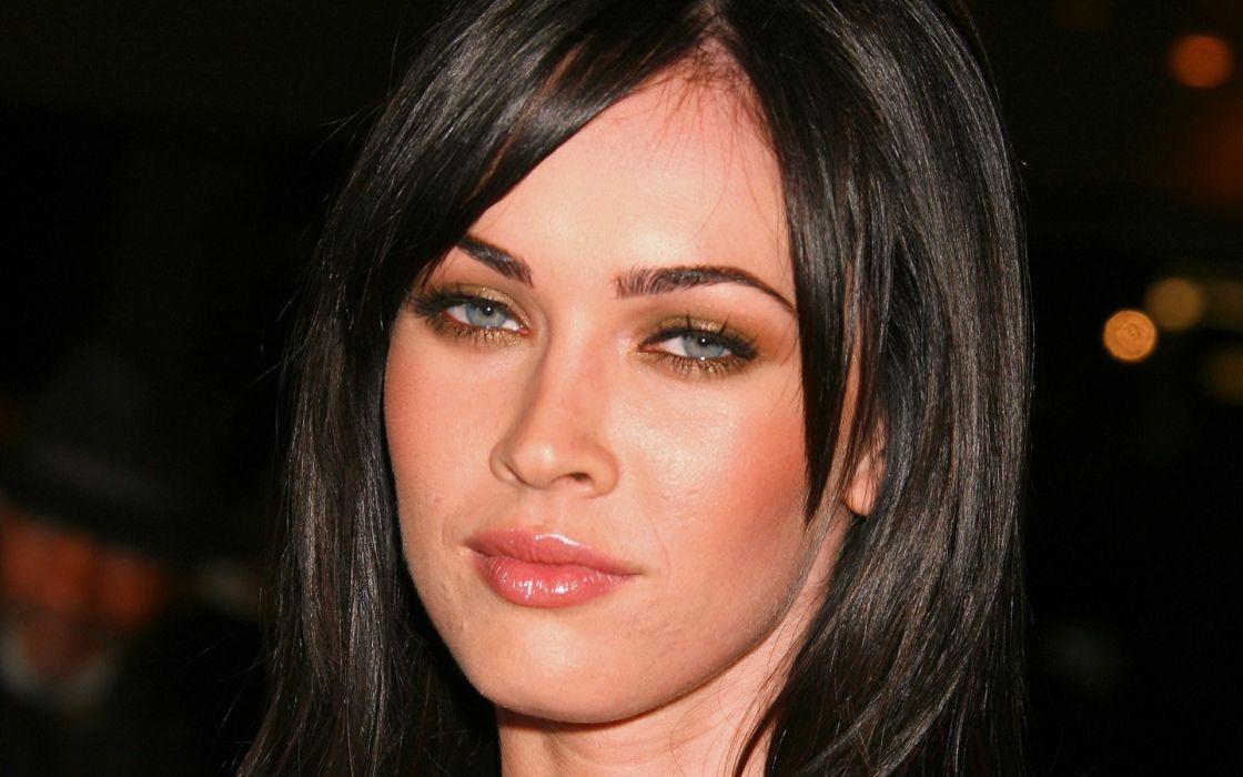 Up megan fox actress models celebrity faces wallpaper