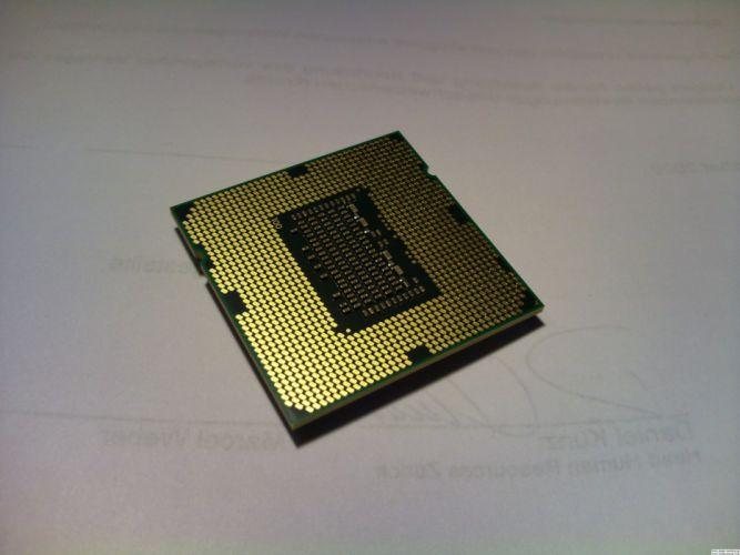 Intel chips computer technology cpu wallpaper