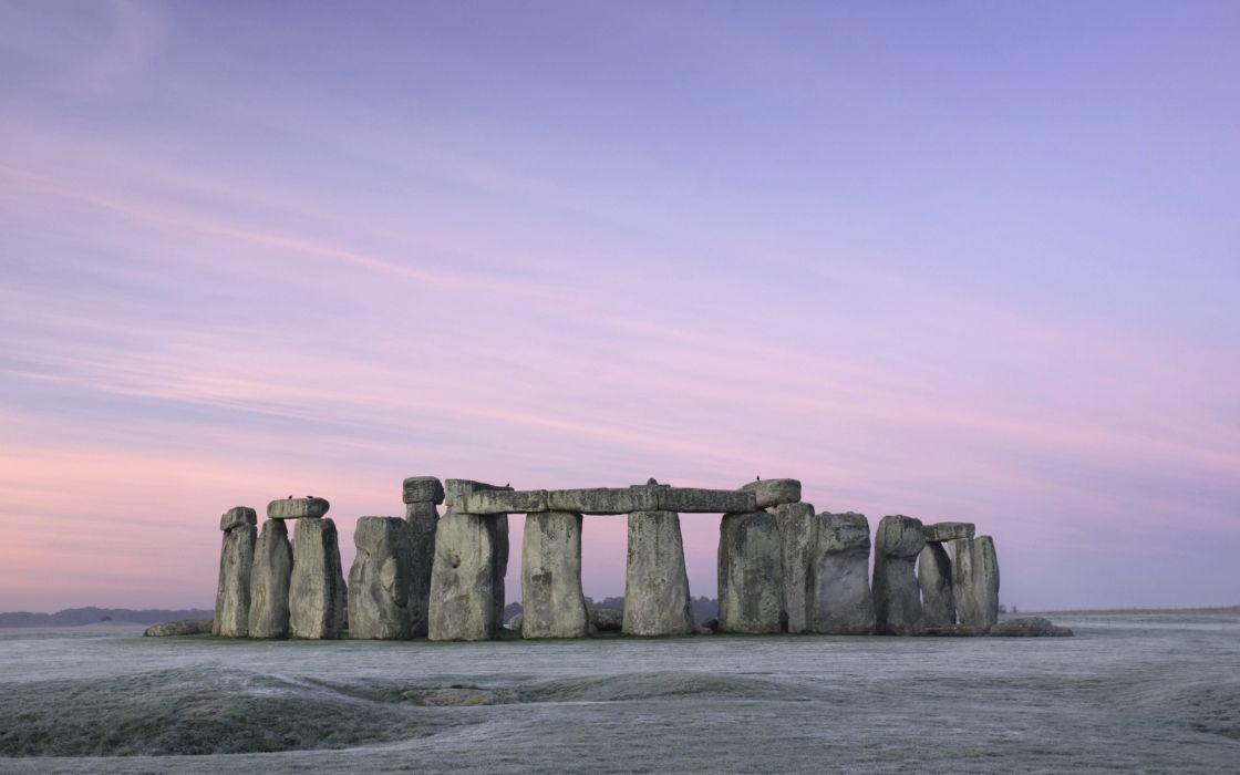 Stonehenge stones wallpaper