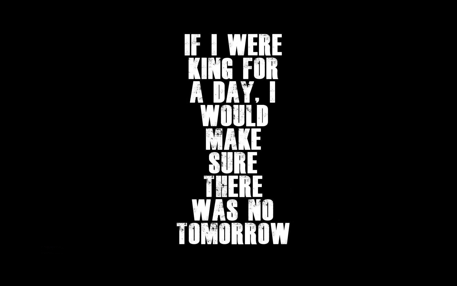 Black And White Minimalistic King Typography Text Only Black Background Wallpaper 1920x1200 12112 Wallpaperup