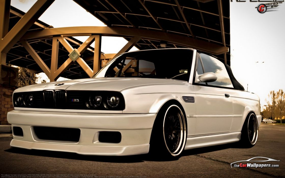 Bmw cars sport cars white cars bmw e30 wallpaper