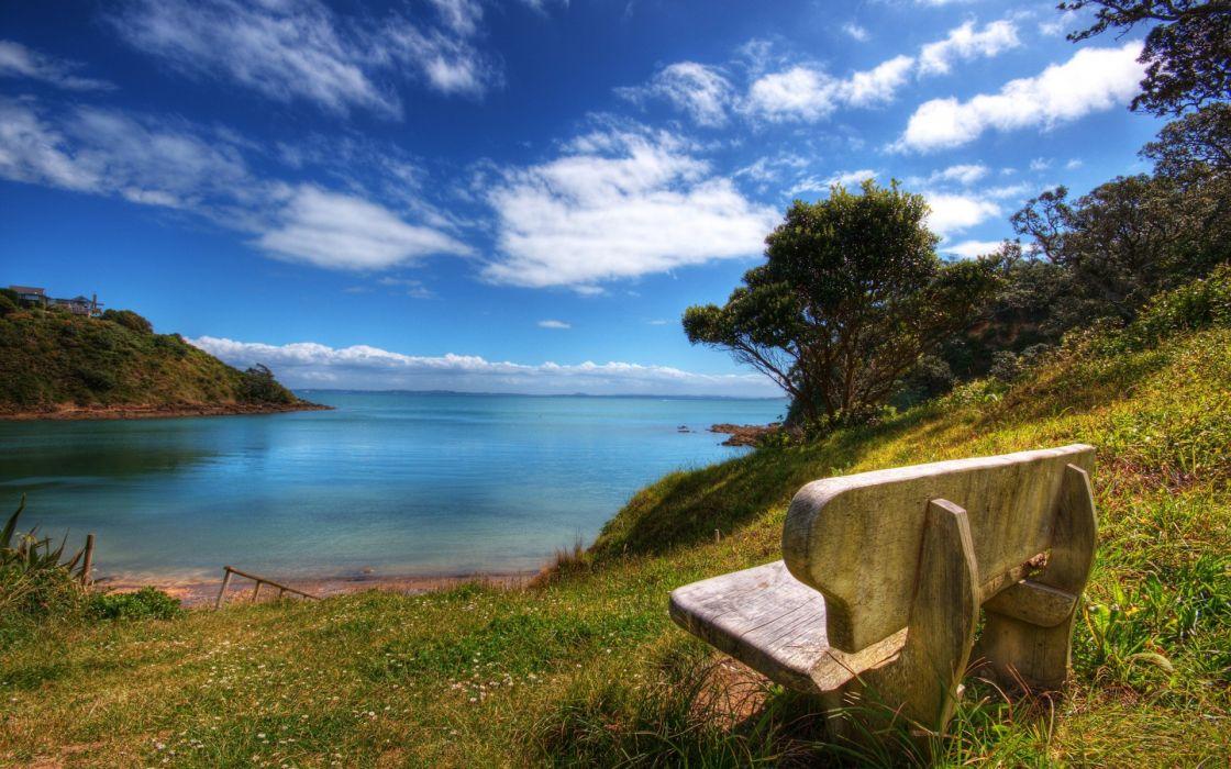 Auckland waiheke island wallpaper