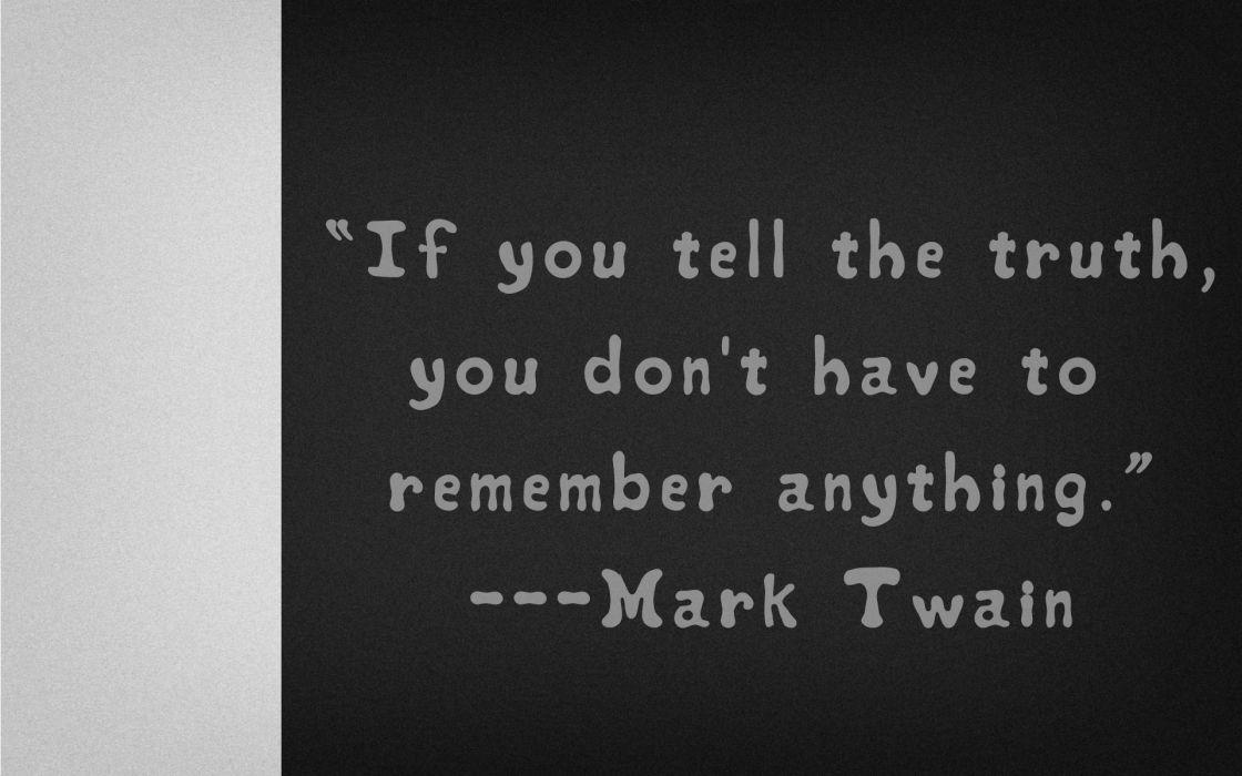 Quotes mark twain wallpaper