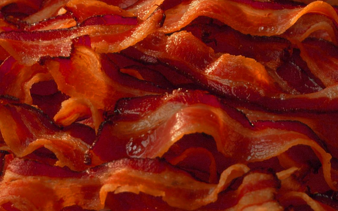 Food bacon wallpaper