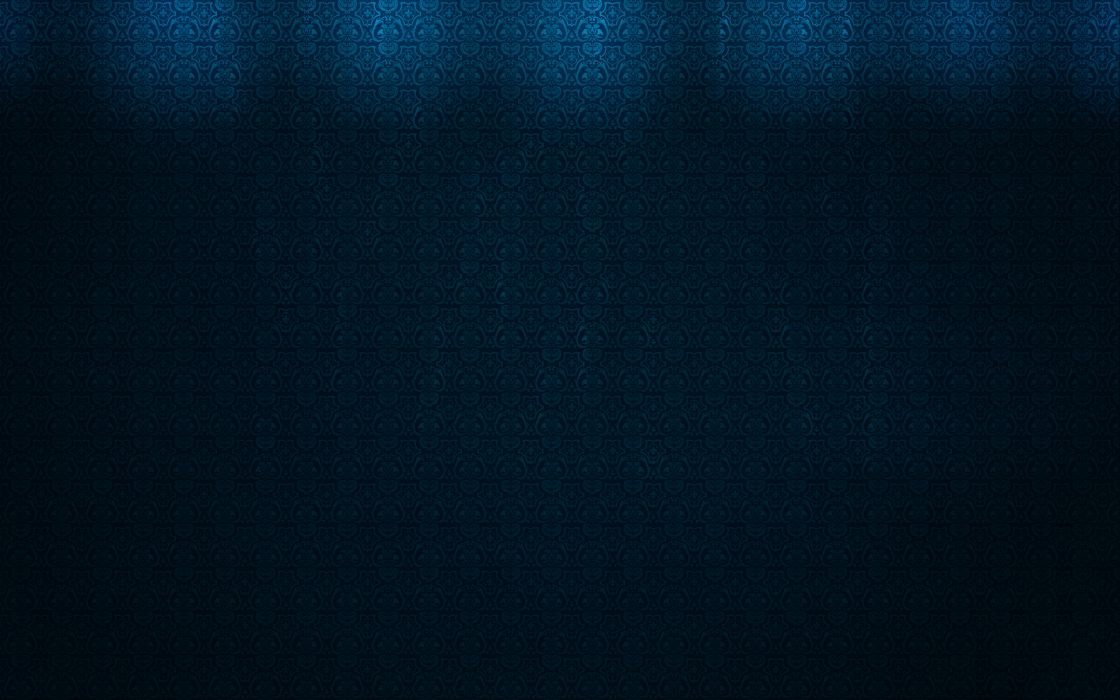 Abstract blue pattern wallpaper