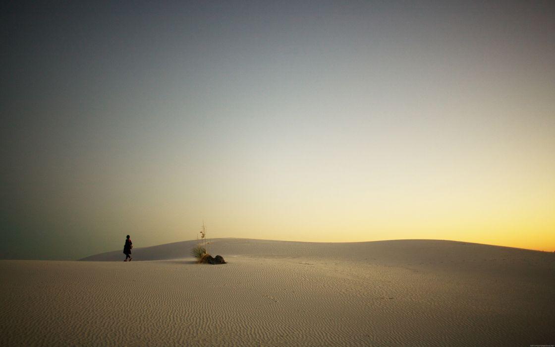 Sand desert lost (tv series) wallpaper