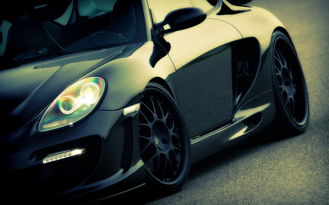 Porsche evo gemballa avalanche gtr wallpaper