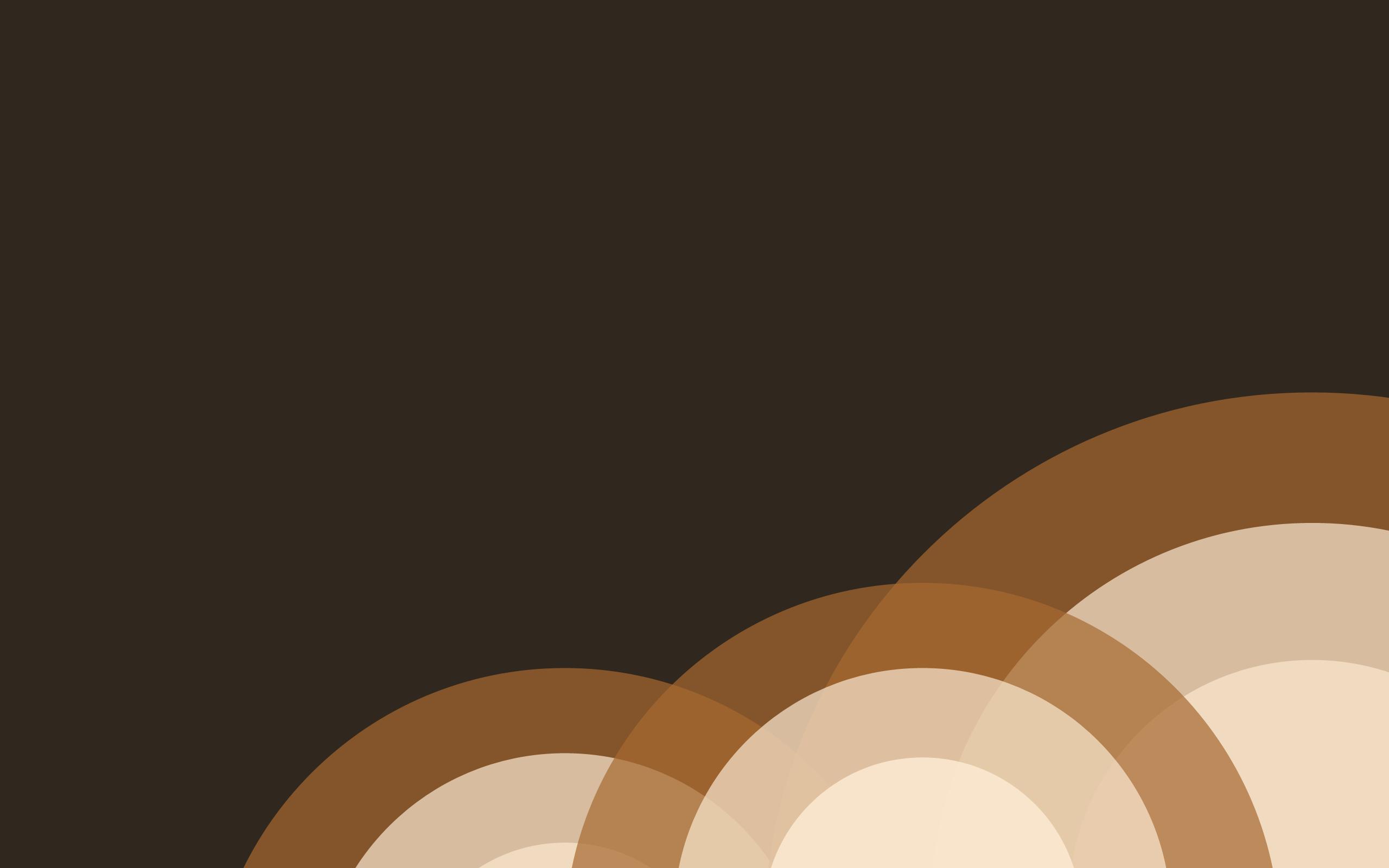 Minimalistic vector brown wallpaper | 2560x1600 | 12371 ...