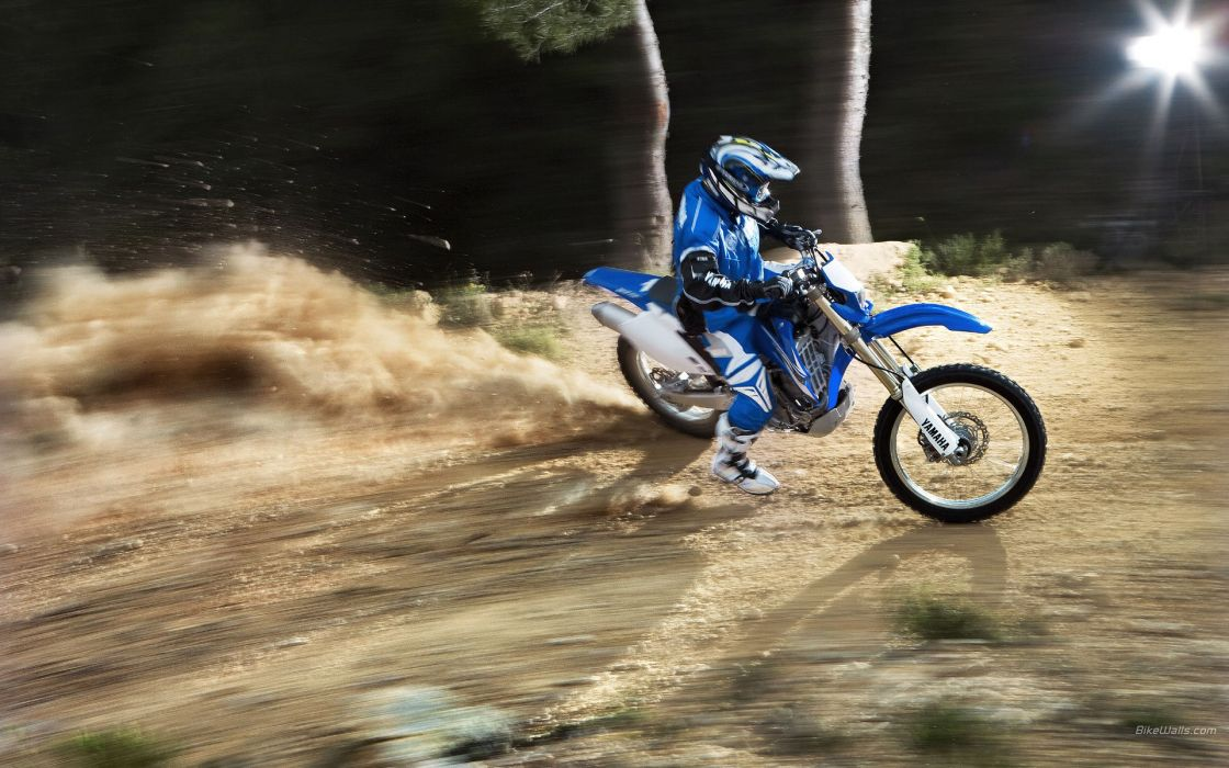 Yamaha moto motocross vehicles motorbikes wallpaper