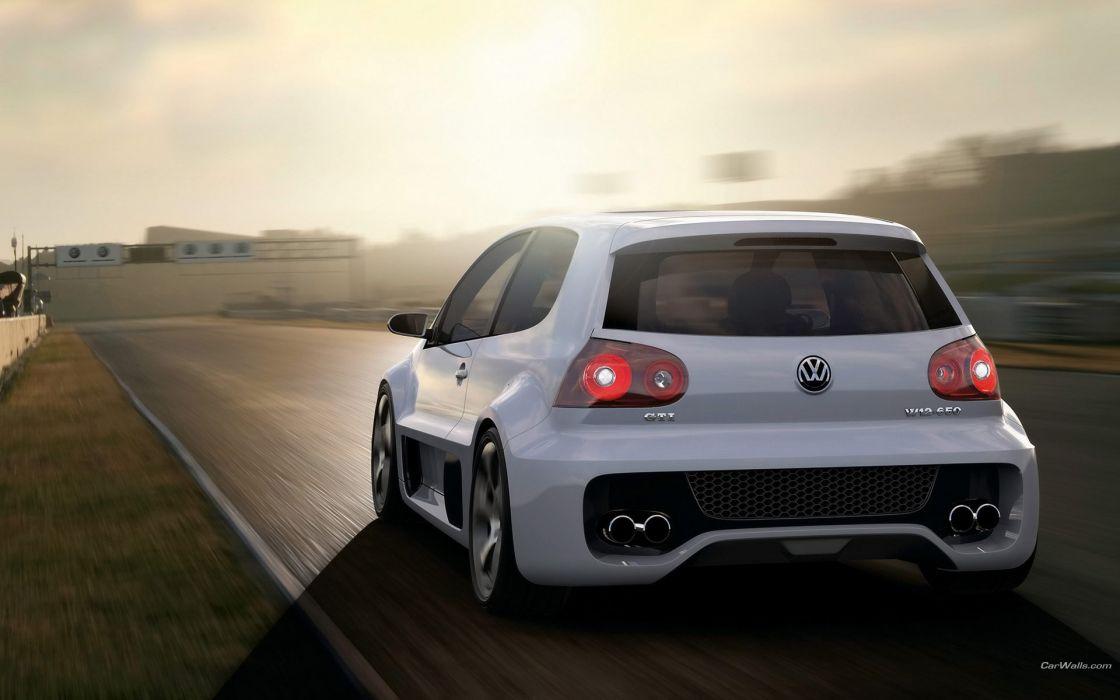 Cars sports golf w12 360 automotive wallpaper