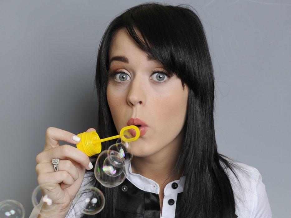 Women katy perry bubbles singers wallpaper