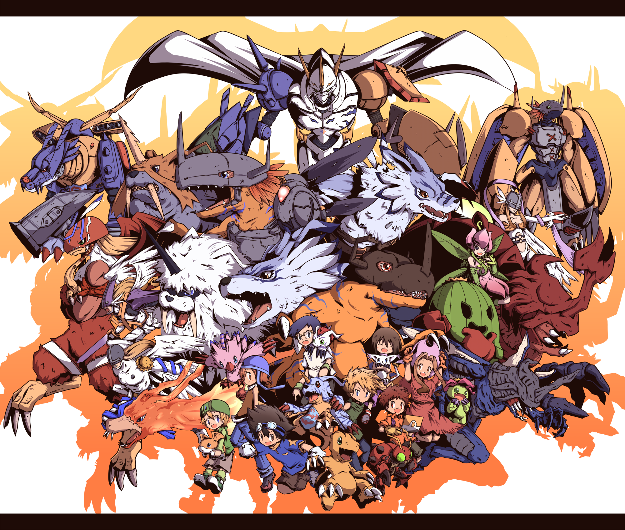 digimon wallpapers WallpaperUP