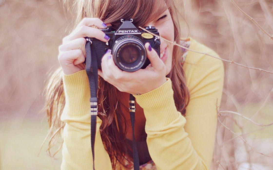 Women photographers wallpaper