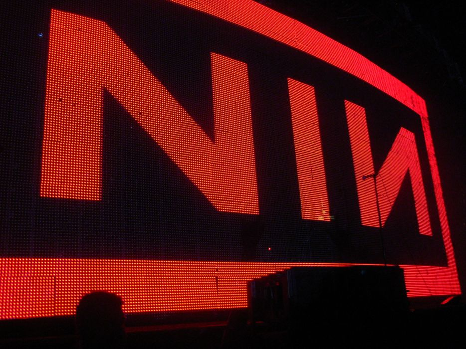 Nine inch nails music music bands wallpaper