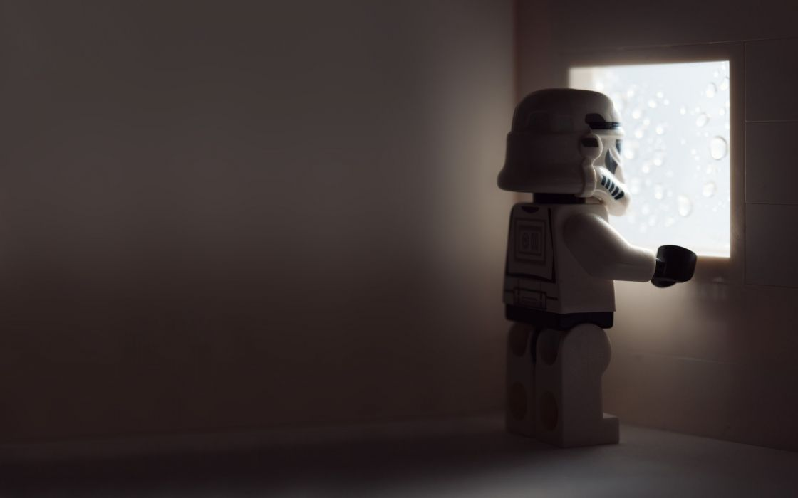 Star wars lego stormtroopers wallpaper