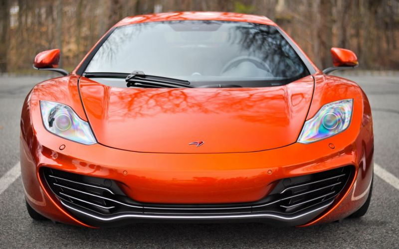 12C front view wallpaper