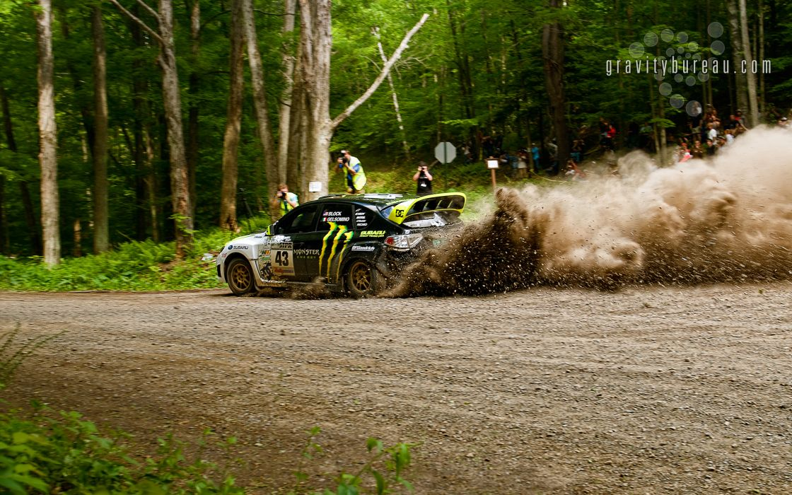 Cars rally subaru impreza wrc racing wallpaper