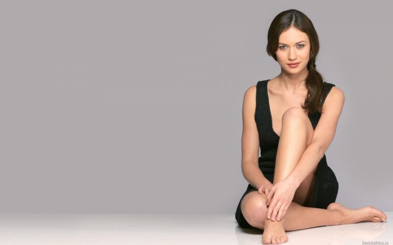 Brunettes women olga kurylenko wallpaper