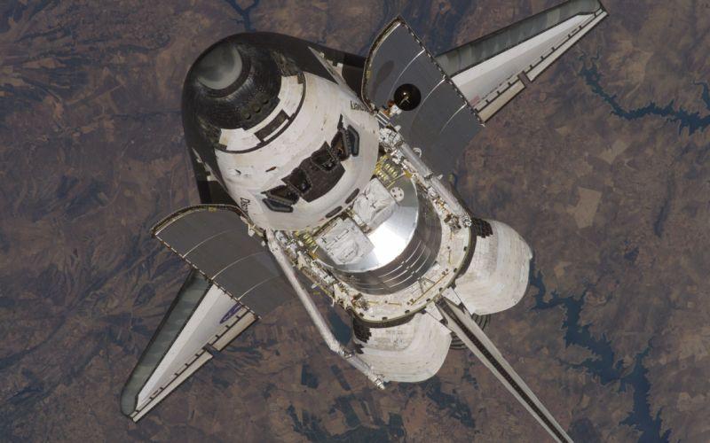Aircraft space shuttle nasa vehicles wallpaper