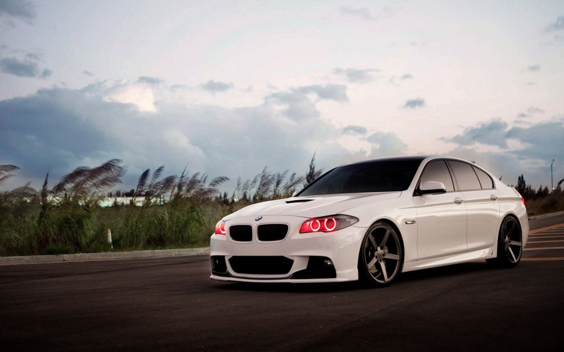 Bmw cars white cars wallpaper