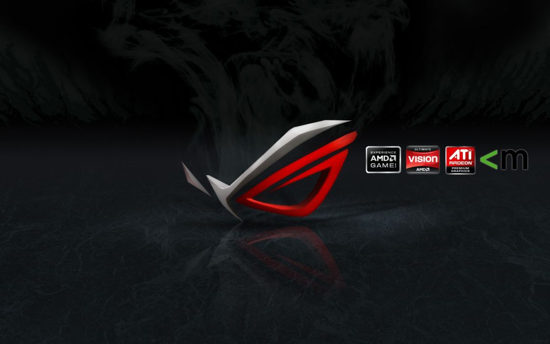 Computers asus rog republic of gamers wallpaper