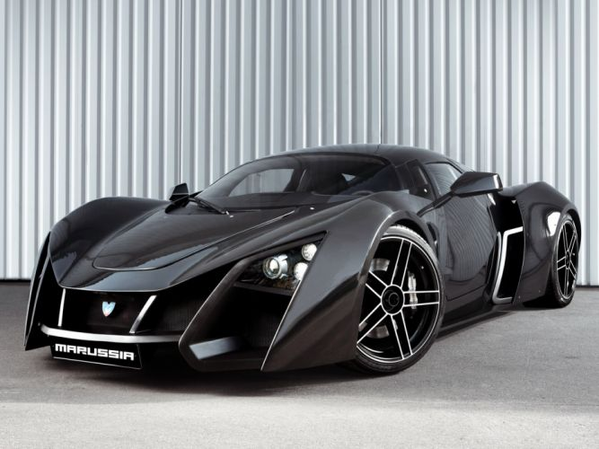 Black cars vehicles marussia marussia b2 wallpaper