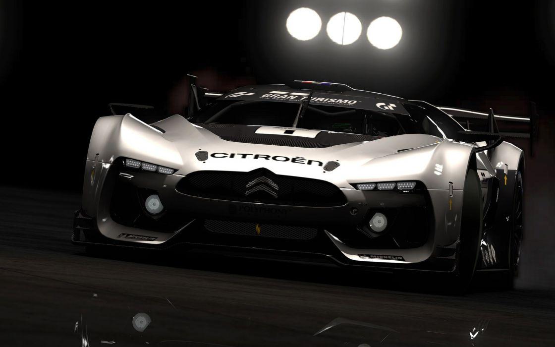 Video games cars sports artwork wallpaper