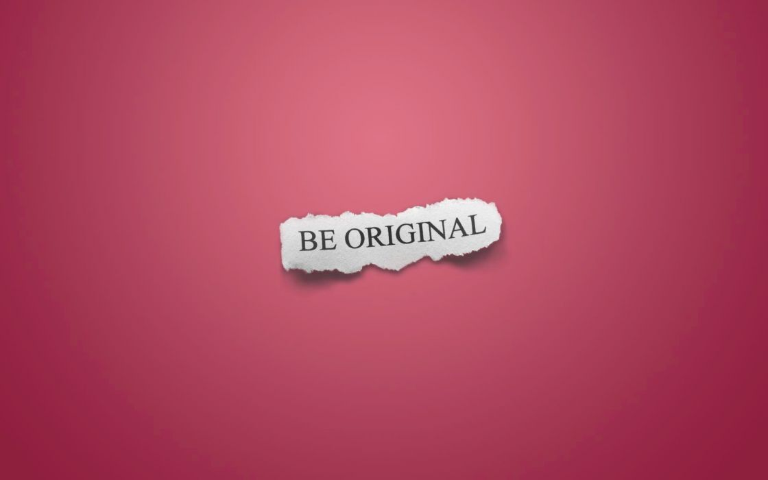 Pink text pink background wallpaper