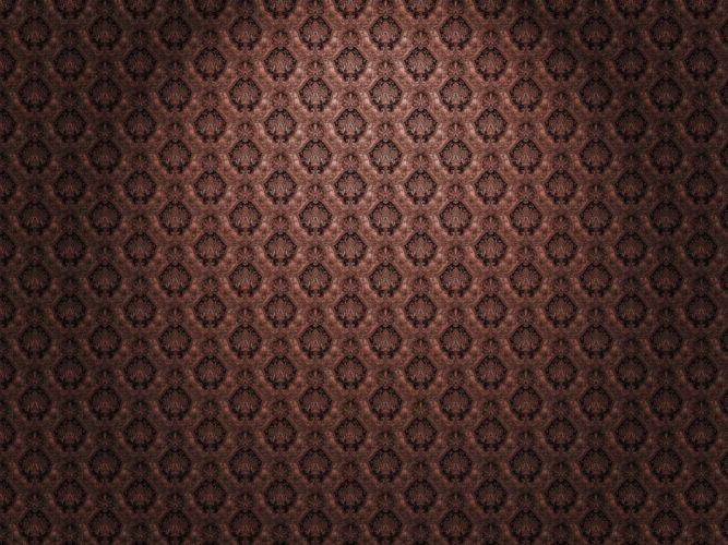 Vintage patterns wallpaper