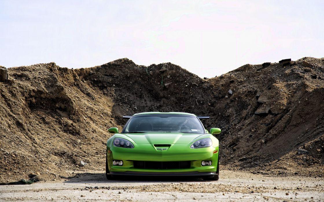 Cars chevrolet vehicles chevrolet corvette wallpaper
