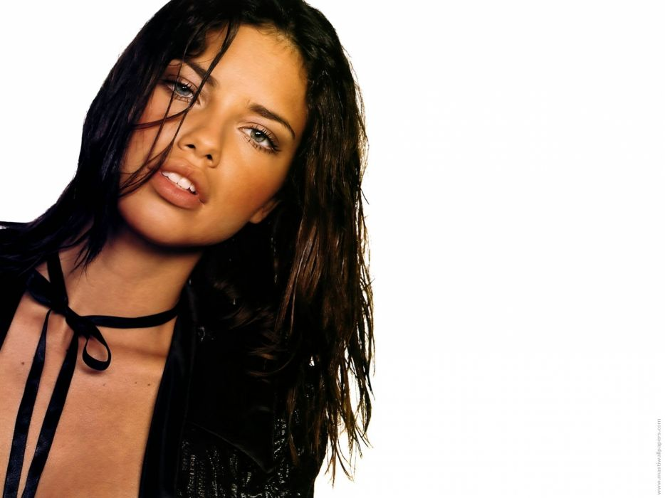Women adriana lima models wallpaper