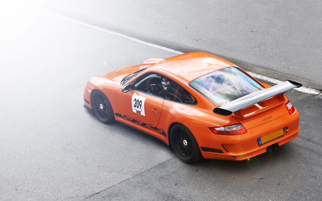 Cars vehicles porsche 911 gt3 wallpaper