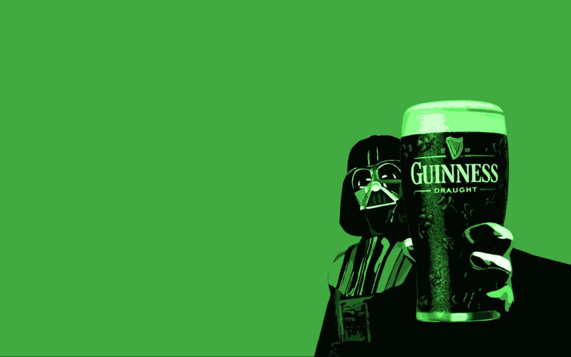 Beers star wars guinness wallpaper