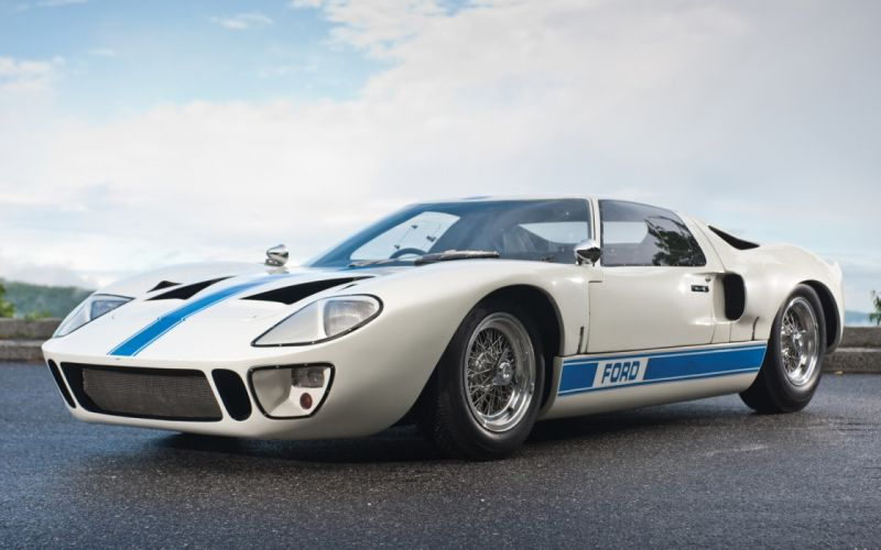 Cars ford gt40 wallpaper