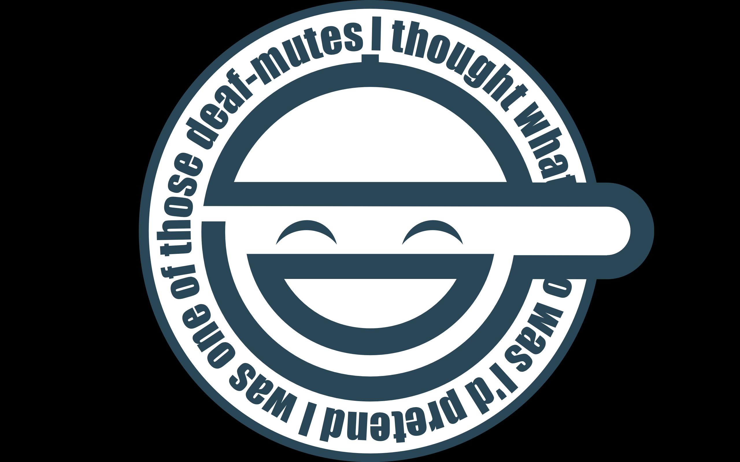 laughing man logo - photo #15