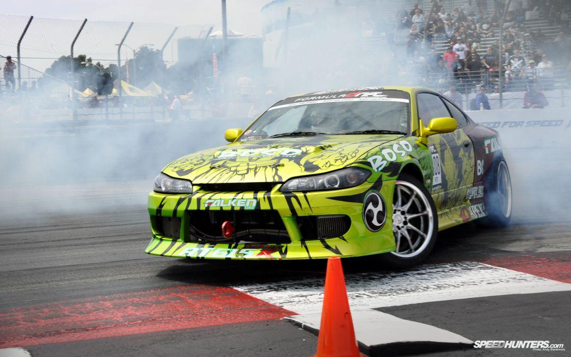Cars formula drift wallpaper