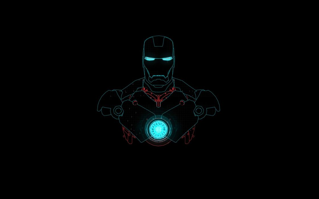 Iron man comics tony stark marvel arc reactor wallpaper