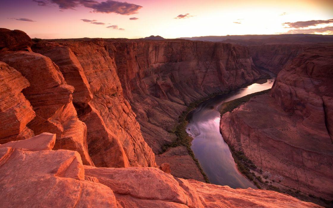 Landscapes canyon grand canyon wallpaper