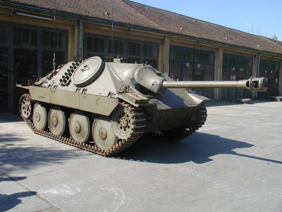 Military tanks tank destroyers hetzer wallpaper