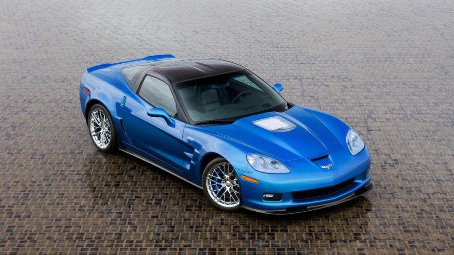 Cars vehicles chevrolet corvette zr1 wallpaper