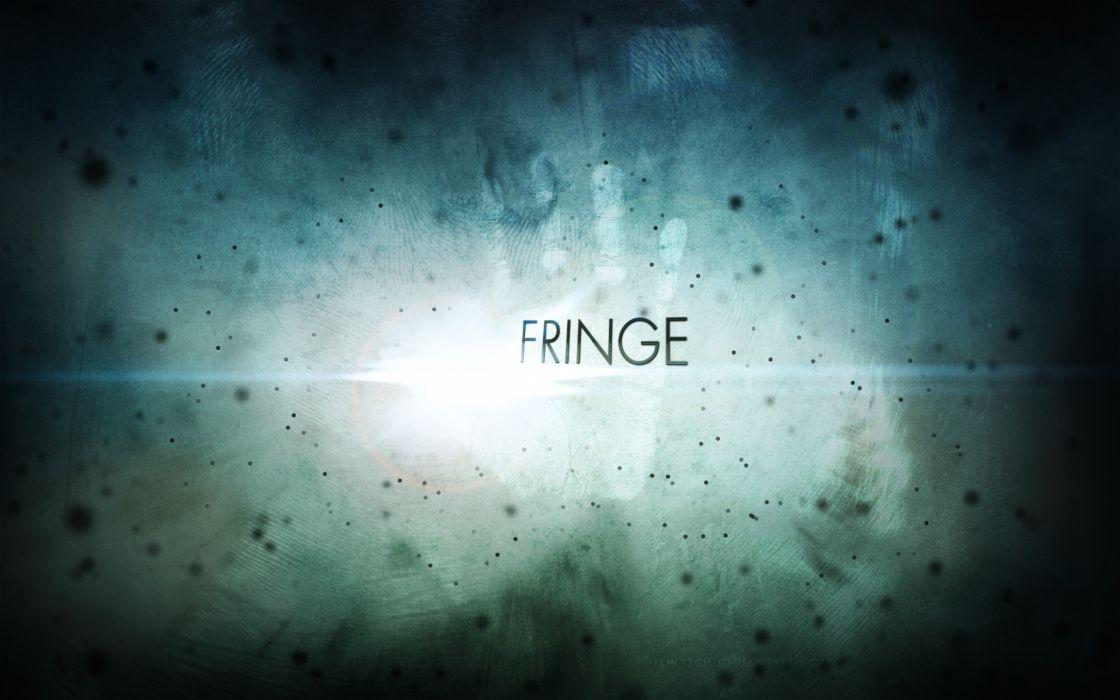 Tv fringe wallpaper
