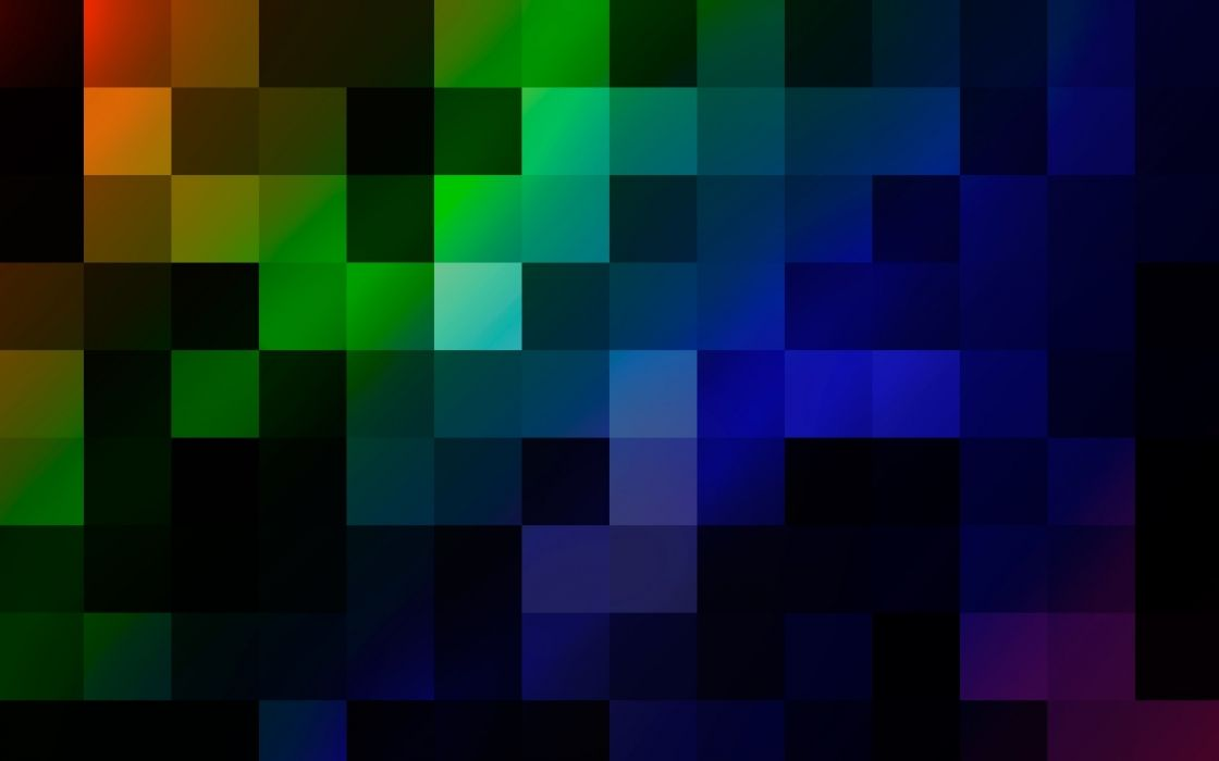 Pattern multicolor textures wallpaper